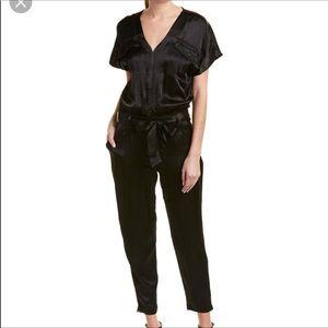 Splendid satin-like jumpsuit